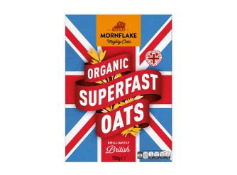 Mornflake Organic Porridge Oats