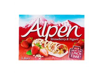 Alpen Strawberry & Yogurt Bar