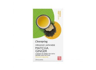 Clearspring Matcha Ginger