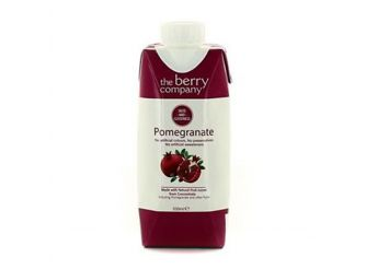 The Berry Company Pomegranate Drink