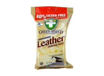 Green Shield Condition Leather