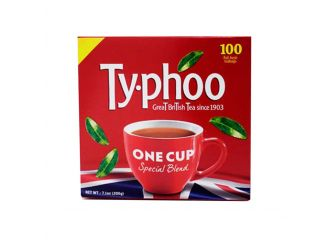 Typhoo Great British Tea One Cup Special Blend