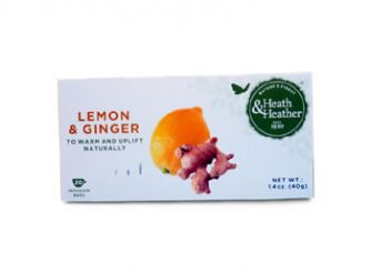 Heath & Heather Lemon & Ginger Tea