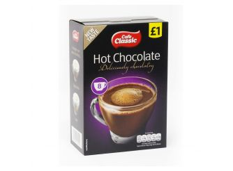 Cafe Classic Hot Chocolate