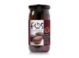 FOS Kalamata Black Olives