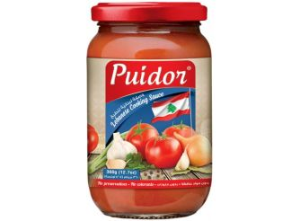 Puidor Lebanese Cooking Sauce