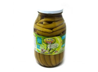 Al Rabih Pickled Wild Cucumbers