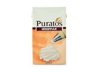 Puratos Non Dairy Whipping Cream