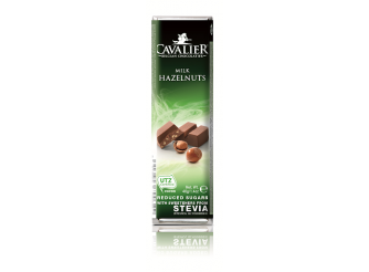 Cavalier Milk Chocolate with Hazelnuts
