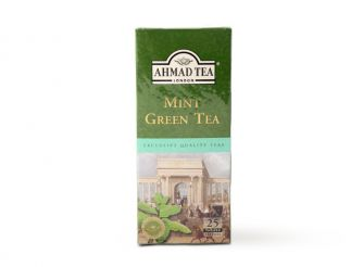 Ahmad Tea Mint Green Tea