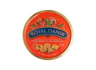Royal Dansk Cozy Winter Cookie Collection