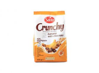 Sante Crunchy Banana with Chocolate