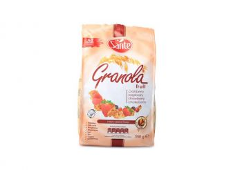 Sante Granola with Fruits