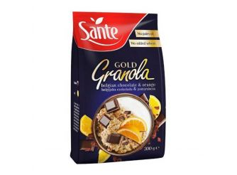 Sante Granola Gold with Chocolate & Orange