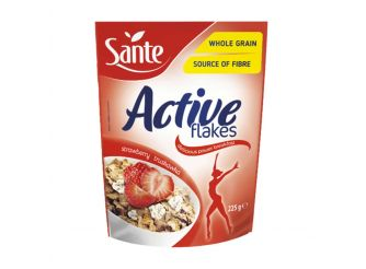 Sante Active Flakes with Strawberries