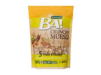 BA Fit Grains Muesli Nuts And Honey Cereal