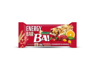 BA! Cranberry and Orange Energy Bar