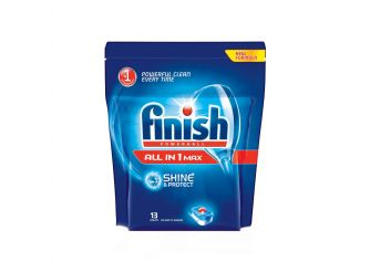 Finish Powerball All-in-One Dishwasher Detergent Tablets