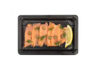 Gourmet Norwegian Smoked Salmon Tray