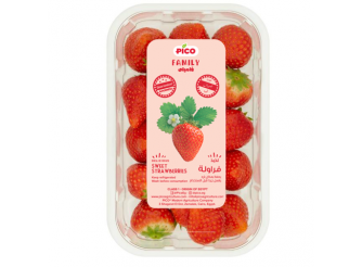 Strawberries, Pico