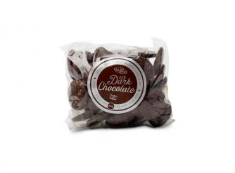 Gourmet Belgian Dark 55% Cocoa Chocolate Buttons