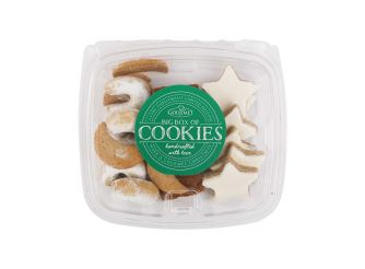 Gourmet Mixed Christmas Cookies