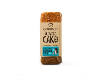 Gourmet Coco Loves Cake Lime & Ginger Tea Cake