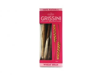 Gourmet Wheat Bran Grissini
