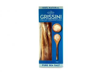 Gourmet Sea Salt Grissini