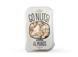 California Raw Almond Halves