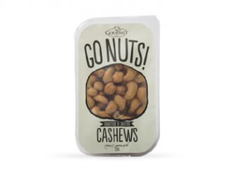 Gourmet Roasted & Salted Cashews