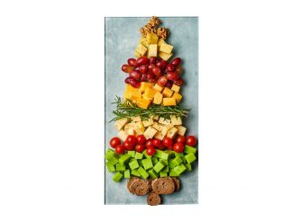 Gourmet Christmas Cheese Platter - Small