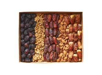Gourmet Ramadan Dates & Nuts Box
