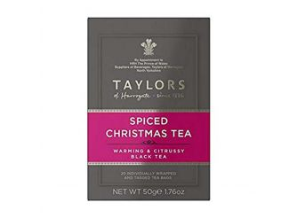 Taylors of Harrogate Spiced Christmas Tea