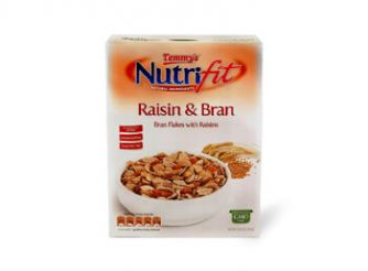 Temmy's Nutri Fit Bran Flakes with Raisins