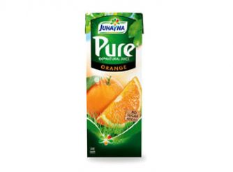 Juhayna Pure Orange Juice No Added Sugar