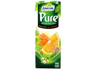 Juhayna Pure Orange & Carrot Juice