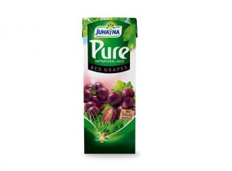 Juhayna Pure Red Grapes Juice