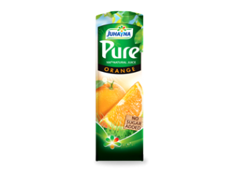Juhayna Pure Orange Juice