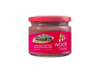 Wadi Food Black Olive Paste with Thyme