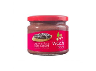 Wadi Food Black Olive Paste