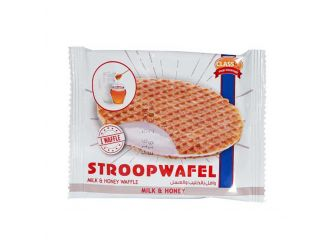 Stroopwafel Milk & Honey