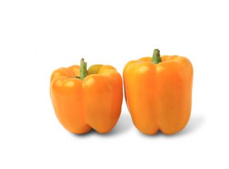 Mafa Yellow Sweet Peppers