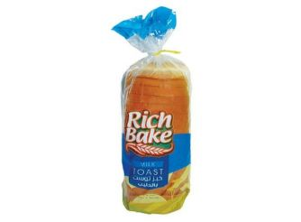 Rich Bake Milk Sliced Bread