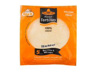 King M Flour Tortilla