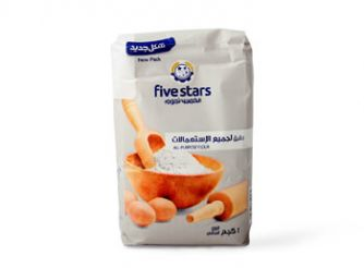 Five Star Plain Flour