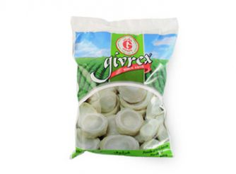 Givrex Frozen White Artichoke Bottoms