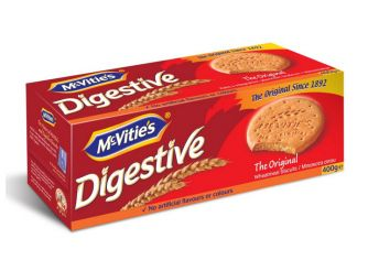 Mcvities Original Digestives