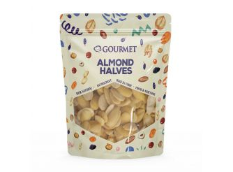 Gourmet Californian Raw Almond Halves