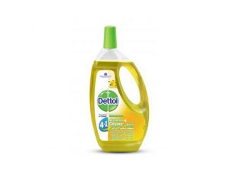 Dettol Multi Action 4 in 1 Cleaner with Lemon Scent
